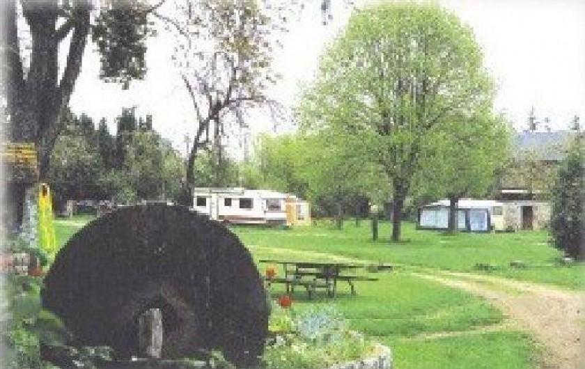 Location de vacances - Camping à Athis-de-l'Orne