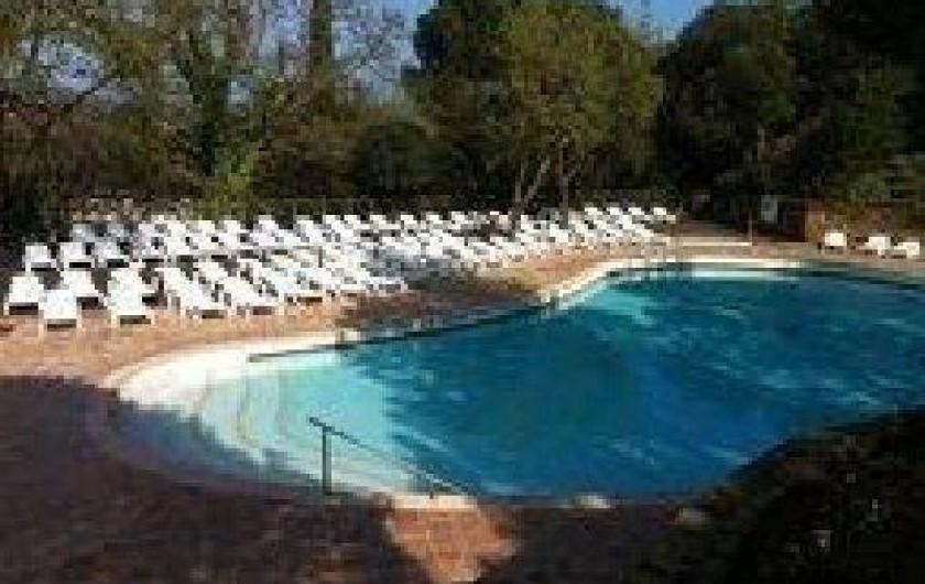 Location de vacances - Mas à Grimaud