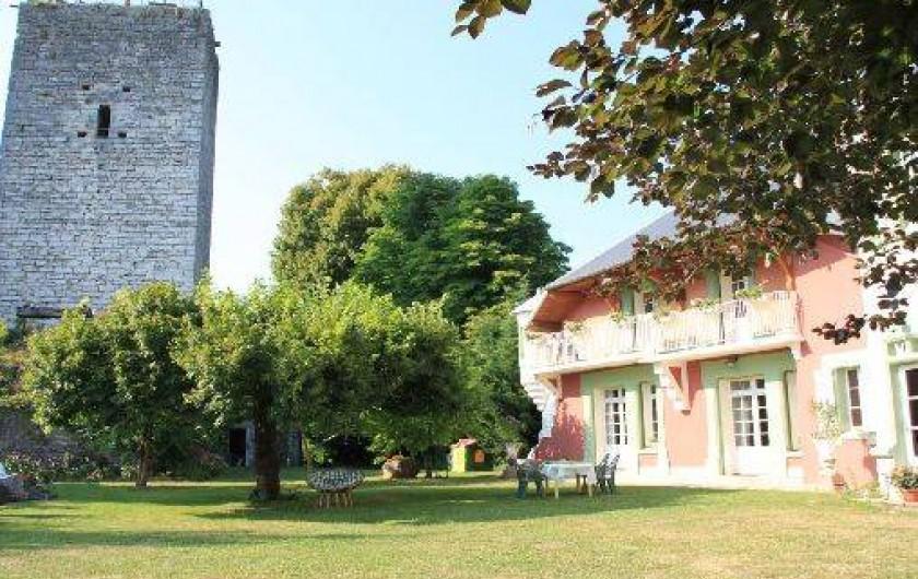 Location de vacances - Château - Manoir à Aix-les-Bains