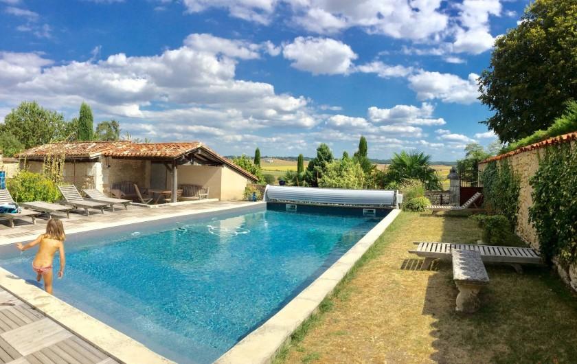 Location de vacances - Villa à Festalemps