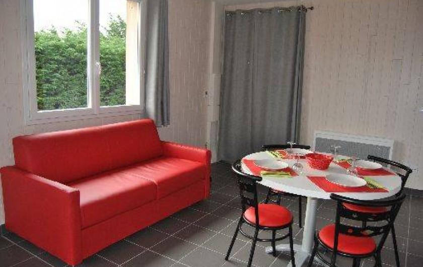 Location de vacances - Chalet à Beaulieu