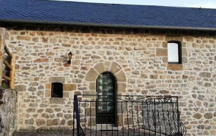 Location de vacances - Maison - Villa à Dourbies - EXTERIEUR 1