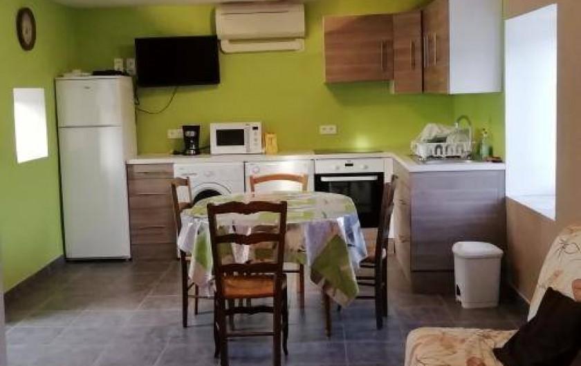 Location de vacances - Maison - Villa à Dourbies - CUISINE