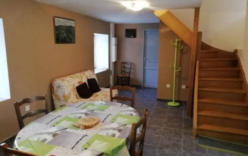 Location de vacances - Maison - Villa à Dourbies - SEJOUR