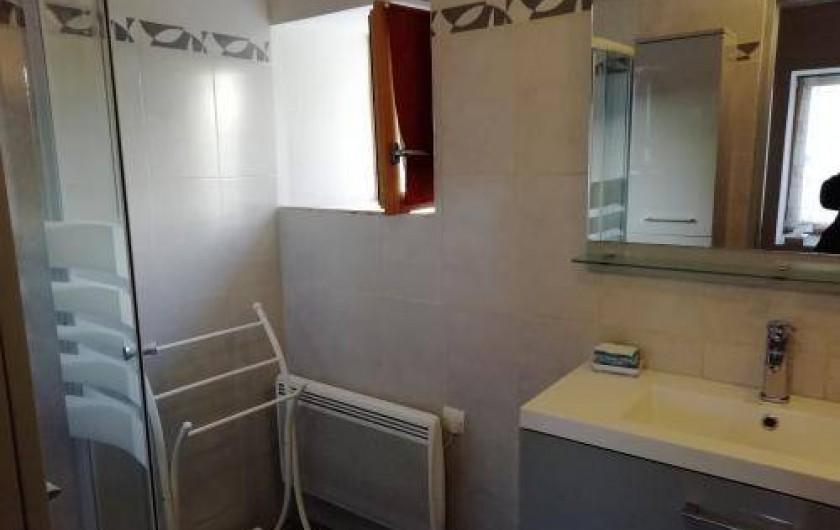 Location de vacances - Maison - Villa à Dourbies - SALLE DE BAIN