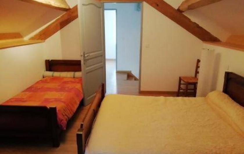 Location de vacances - Maison - Villa à Dourbies - CHAMBRE 1