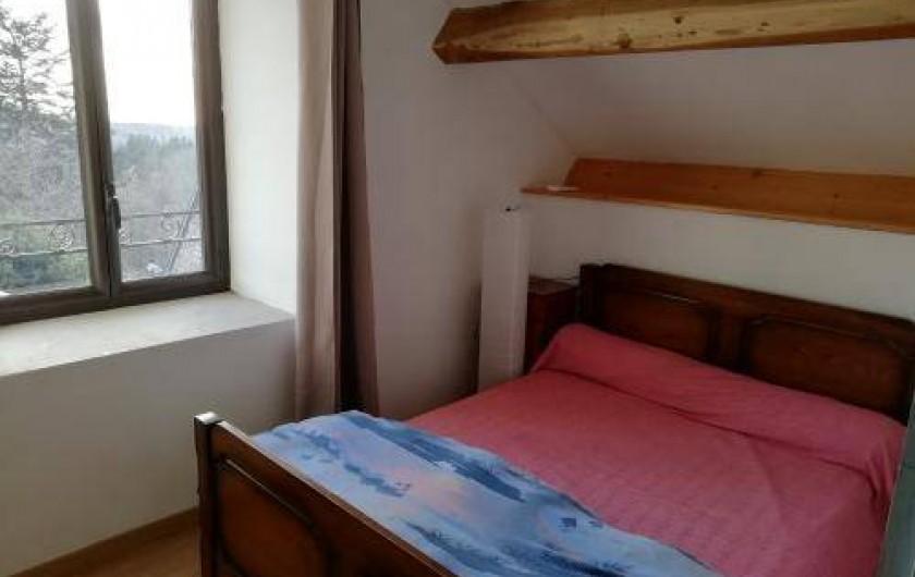 Location de vacances - Maison - Villa à Dourbies - CHAMBRE 2