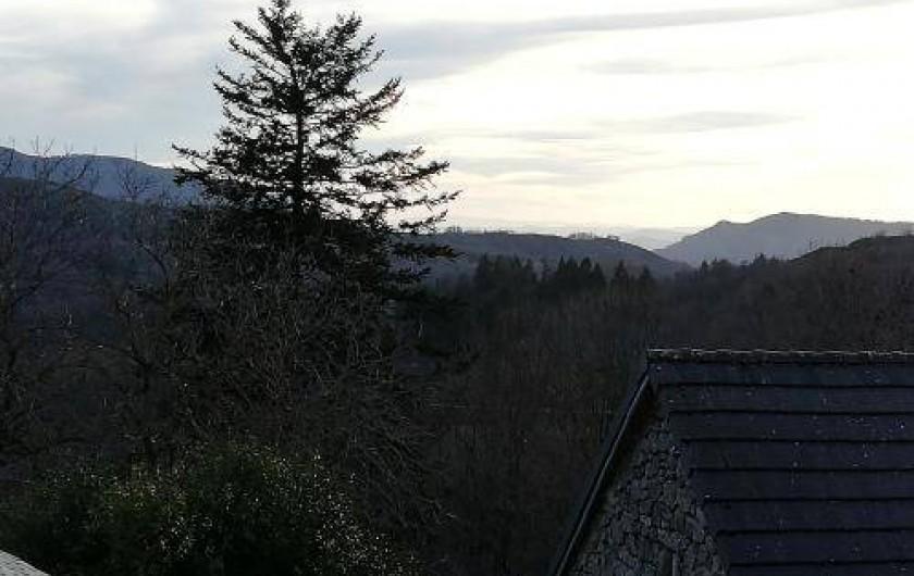 Location de vacances - Maison - Villa à Dourbies - VUE DE LA LOCATION
