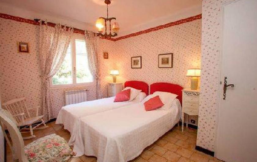 Location de vacances - Villa à Fox-Amphoux