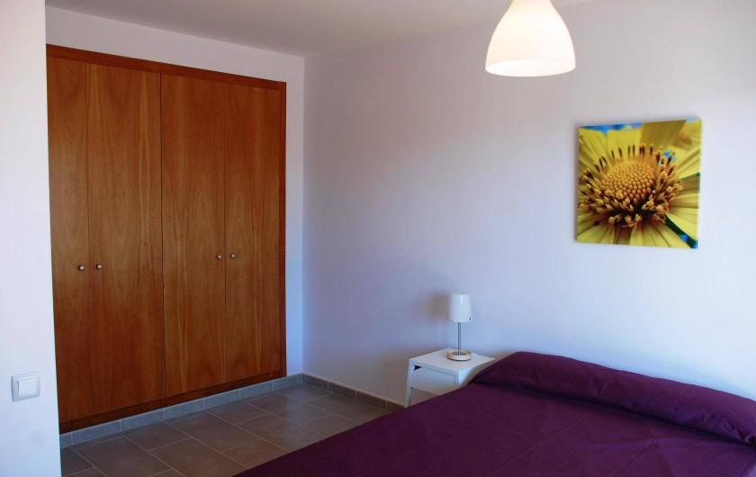 Location de vacances - Villa à L'Ametlla de Mar - Chambre