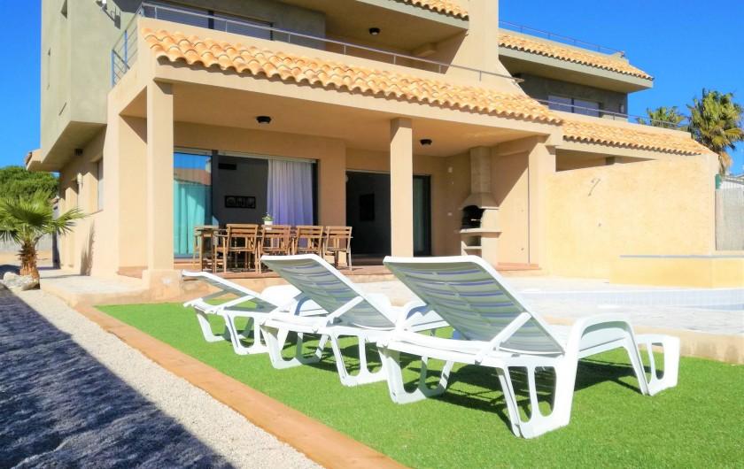 Location de vacances - Villa à L'Ametlla de Mar - Villa