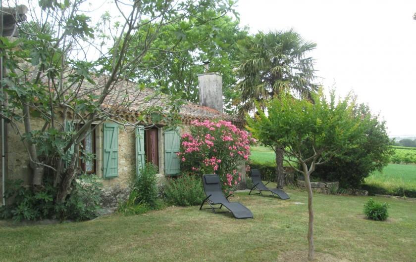 Location de vacances - Gîte à Gondrin - Gîte côté Sud
