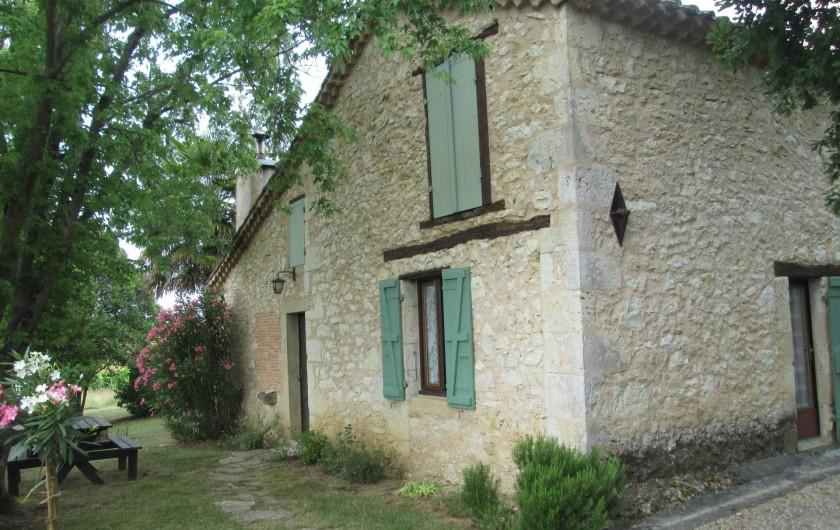 Location de vacances - Gîte à Gondrin - Gîte, côtés Est-Nord
