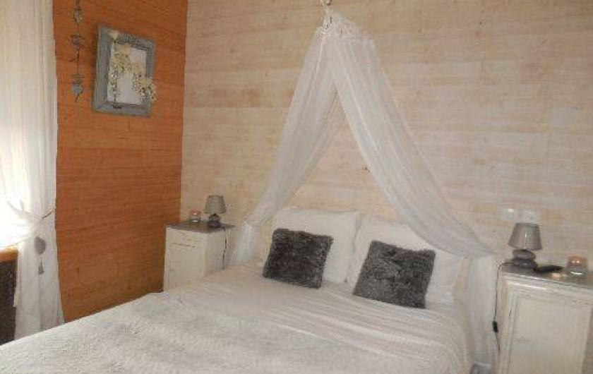 Location de vacances - Maison - Villa à Pontorson - Chambre nougat