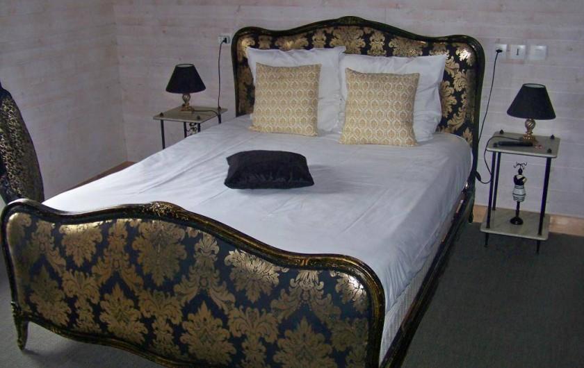 Location de vacances - Maison - Villa à Pontorson - Chambre Réglisse