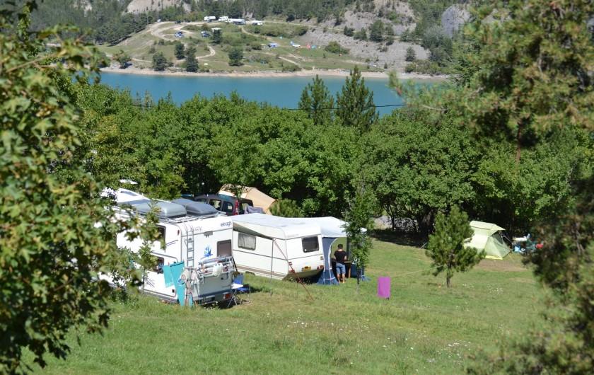 Location de vacances - Bungalow - Mobilhome à Saint-Vincent-les-Forts