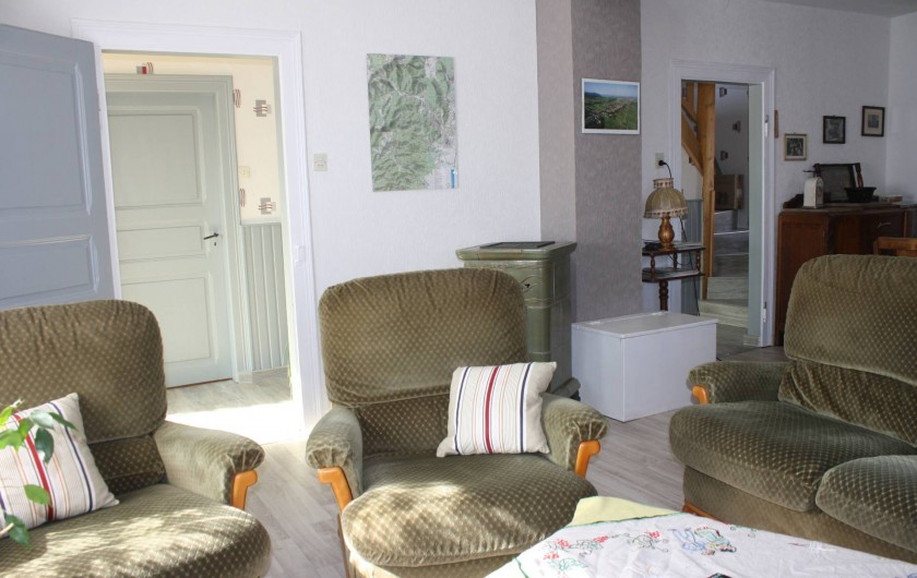 Location de vacances - Maison - Villa à Wuenheim