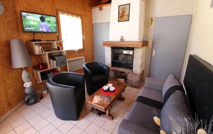 Location de vacances - Gîte à Allarmont - intérieur du gîte