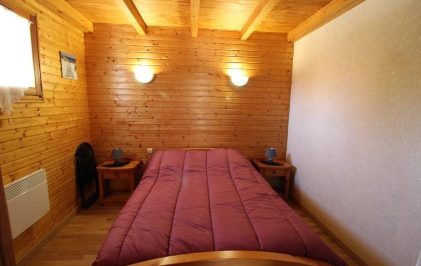 Location de vacances - Gîte à Allarmont - chambre 2