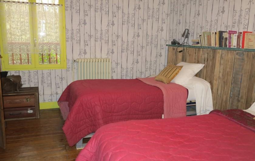 Location de vacances - Chambre d'hôtes à Thugny-Trugny