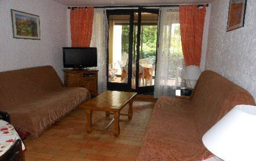 Location de vacances - Appartement à Cogolin