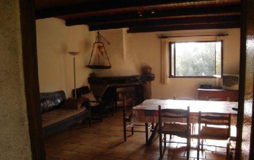 Location de vacances - Villa à Speloncato