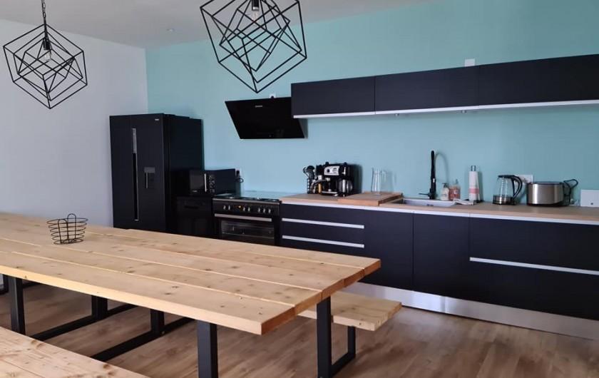 Location de vacances - Gîte à Bournezeau - Cuisine