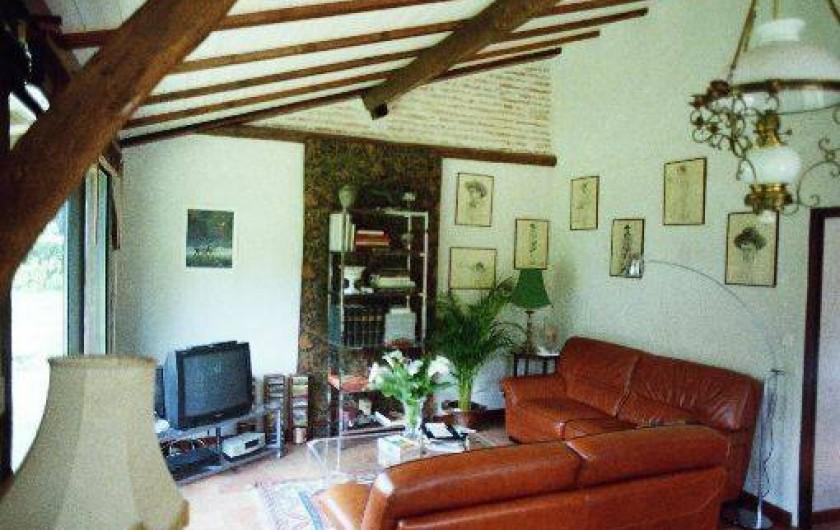 Location de vacances - Gîte à Bernos-Beaulac
