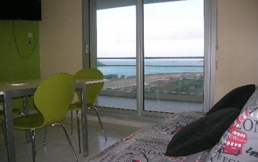 Location de vacances - Appartement à Dinard
