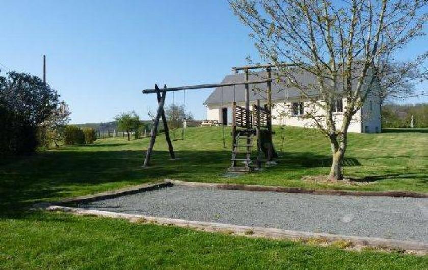 Location de vacances - Maison - Villa à Montchamp