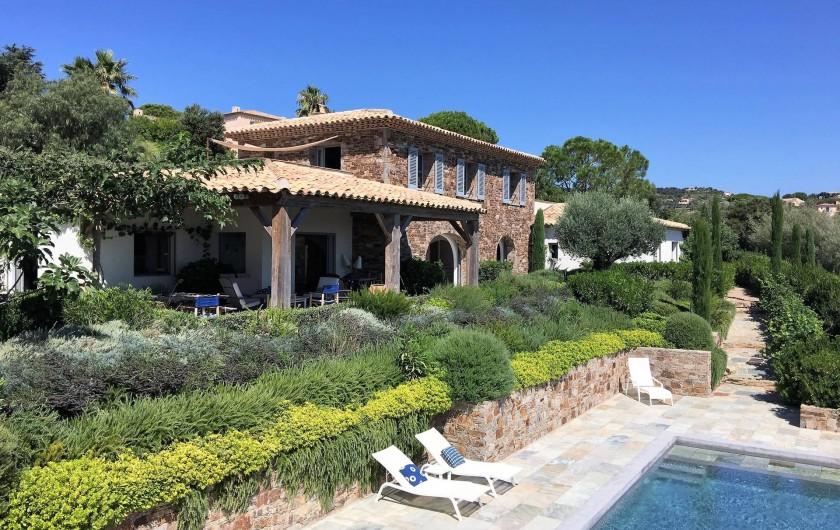 Location de vacances - Villa à Sainte-Maxime - maison
