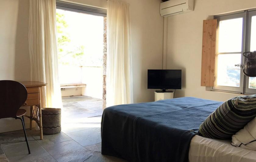 Location de vacances - Villa à Sainte-Maxime - chambre 2