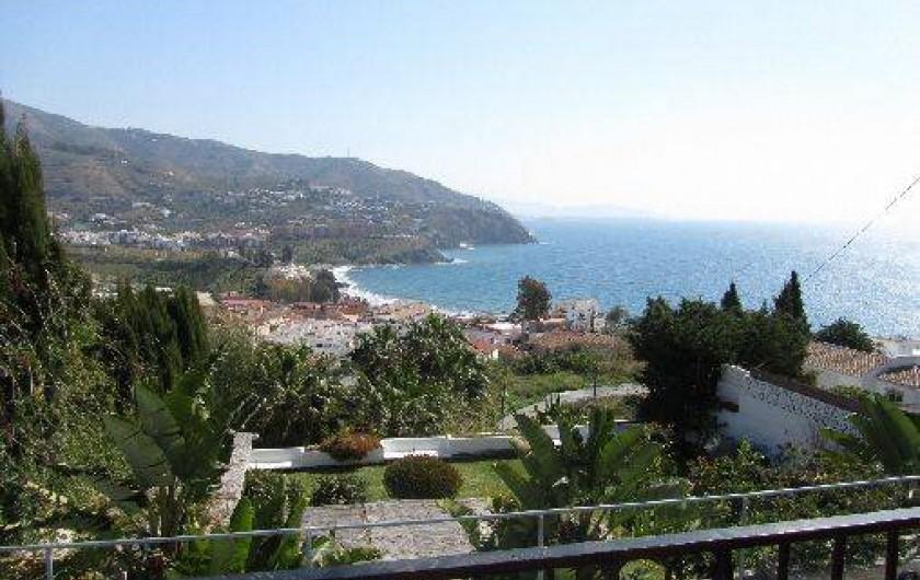 Location de vacances - Villa à Almuñécar - vue cour