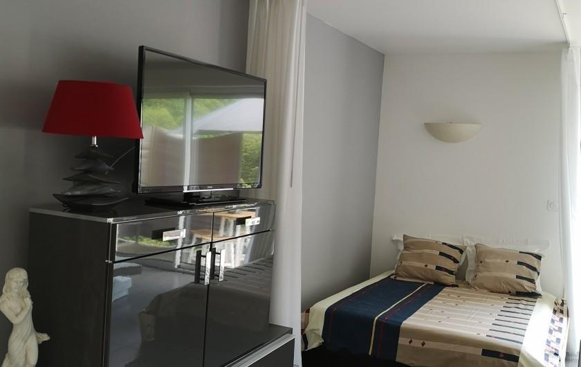 Location de vacances - Villa à Séchilienne - coin chambre