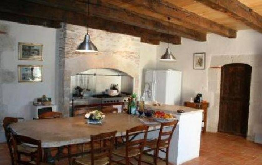 Location de vacances - Maison - Villa à Saint-Martin-de-Beauville