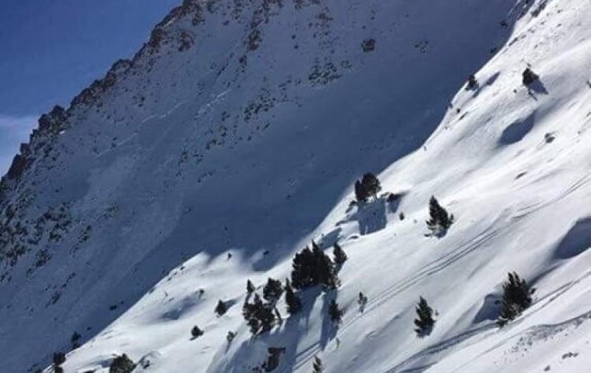 Location de vacances - Chambre d'hôtes à Foix - LE SKI 1H DE L'HOTEL