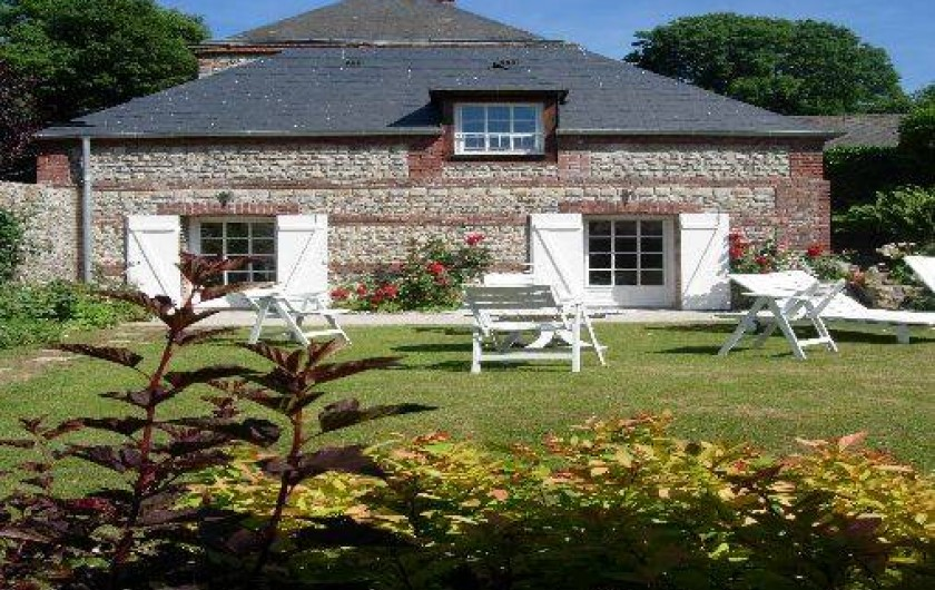 Location de vacances - Chambre d'hôtes à Veules-les-Roses