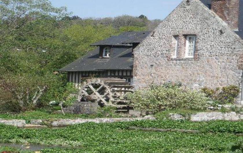 Moulin des cressonni res veules les roses normandie pays de caux seine maritime - Chambres d hotes a veules les roses ...