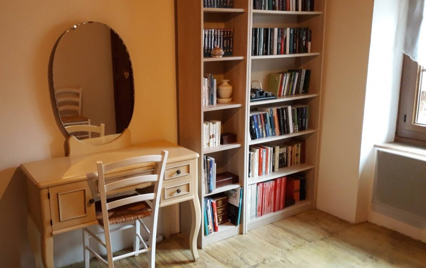 Location de vacances - Maison - Villa à Arrien-en-Bethmale - Chambre 2.