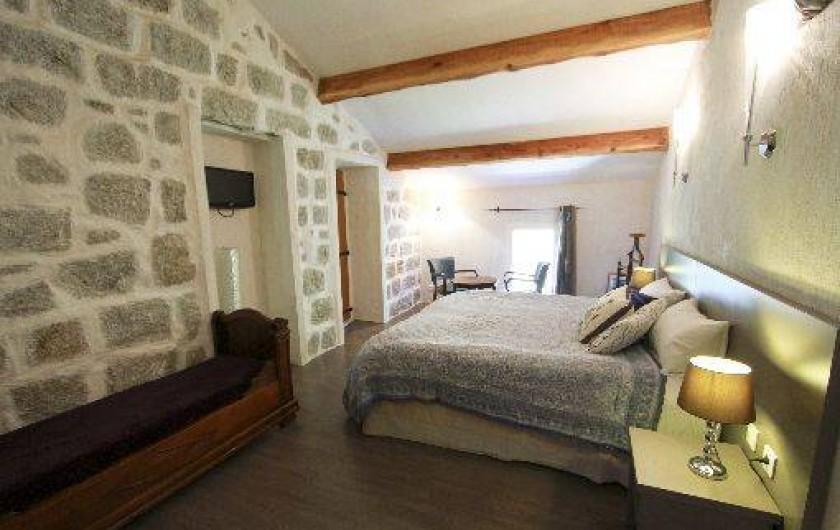 Location de vacances - Chambre d'hôtes à San-Gavino-Di-Carbini