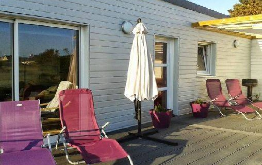 Location de vacances - Maison - Villa à Santec
