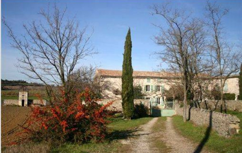 Location de vacances - Mas à Saint-Paul-Trois-Châteaux