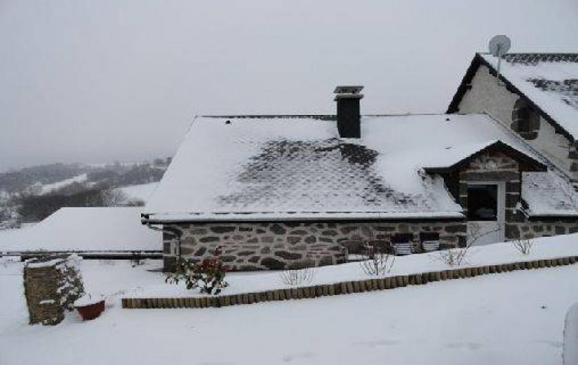 Location de vacances - Gîte à Le Vernet-Sainte-Marguerite