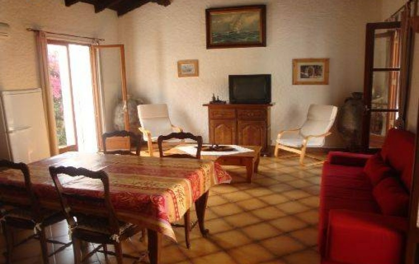 Location de vacances - Appartement à Centuri
