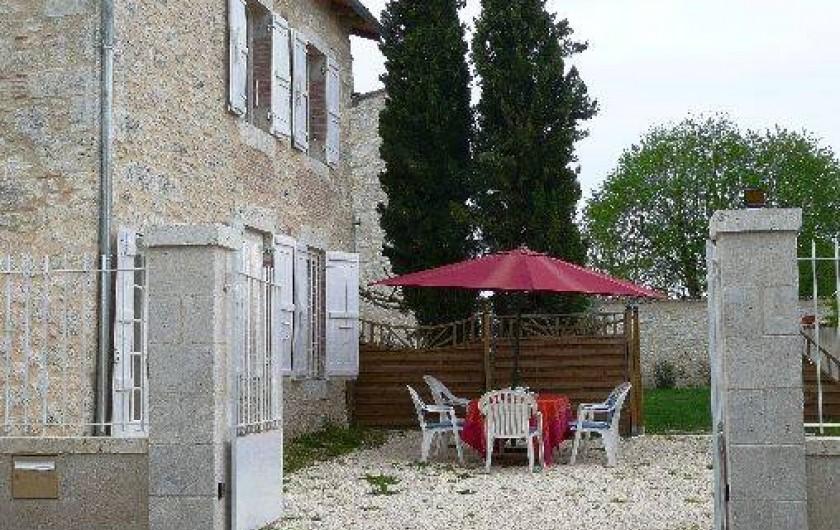 Location de vacances - Gîte à Tournecoupe