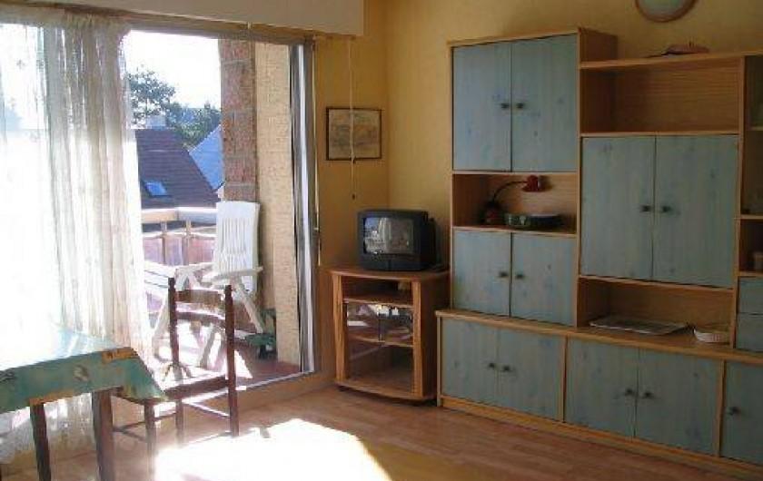 Location de vacances - Studio à Ouistreham