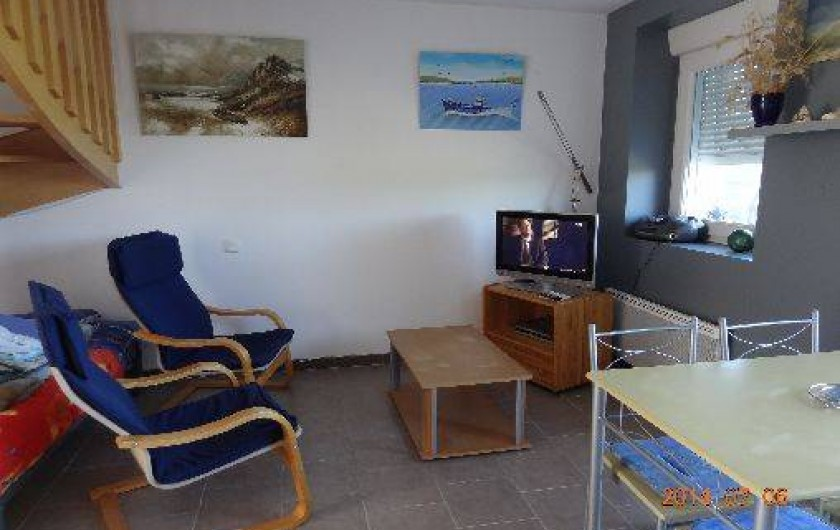 Location de vacances - Appartement à Plouharnel