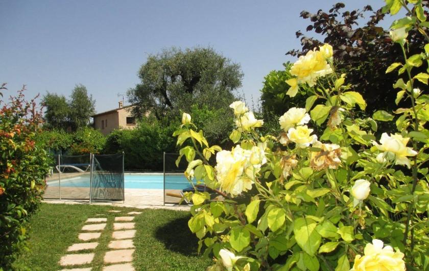 Location de vacances - Maison - Villa à Vence