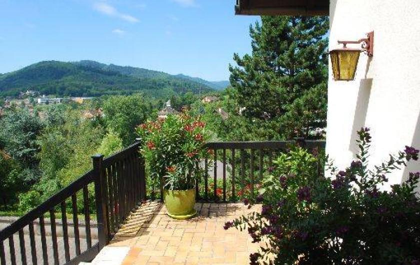 Location de vacances - Villa à Villé