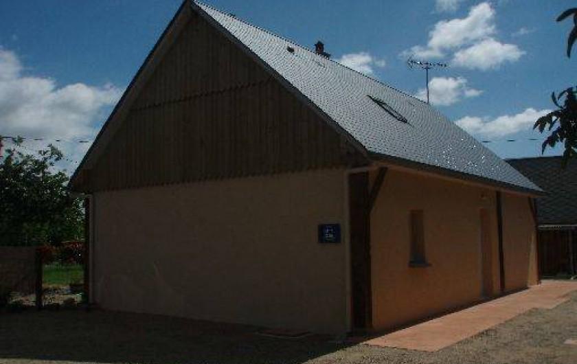 Location de vacances - Gîte à Isigny-le-Buat